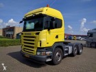 cabeza tractora Scania T R480 6x2/4 Highline Rearder Euro5 NEW ENGINE!