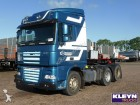 tracteur DAF XF 105.460 SPACECAB MANUAL 6X2