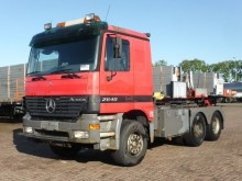 Mercedes Actros 2640 6X4 MANUAL tractor unit