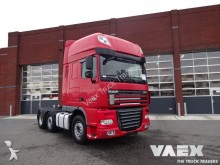DAF 105.460 Super space scab pusher steering lifting tractor unit