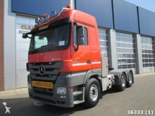 tracteur Mercedes Actros 2660 V8 6x4 Euro 5 Intarder Kyphydraulic