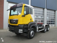 cabeza tractora MAN TGS 33.440 BB 6x6 Manual Steel