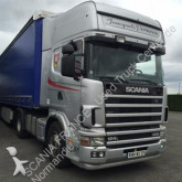 tracteur Scania R 124