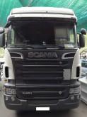 used Scania hazardous materials / ADR tractor unit