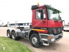 Mercedes Actros 3346 Manuel - Steelsuspension tractor unit