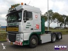 tracteur DAF XF 105.460 MANUAL 6X2 RETARDER
