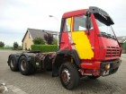 used Steyr tractor unit