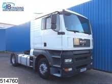 MAN TGA 18 400 EURO 4, Manual tractor unit