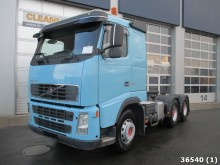 tracteur Volvo FH 16.550 6x4 Kiphydraulic Heavy transport 70 TO