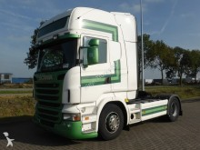 Scania R 480 TOPLINE MANUAL tractor unit
