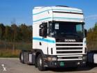 Scania R 124 420 tractor unit