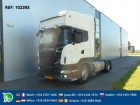 Scania R500 V8 4X2 MANUAL TOPLINE RETARDER EURO 5 tractor unit