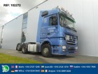 trattore Mercedes ACTROS 2560 6X2 HYDRAULICS RETARDER EURO 4