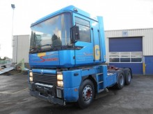 cabeza tractora Renault Magnum AE 470 HP 6x4 Hydraulic Top Condition
