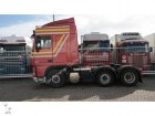 trattore DAF XF 105.460 6X2 MANUAL GEARBOX SPACECAB