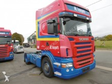 tracteur Scania R500-TOPLINE-MANUAL-RETARDER-S