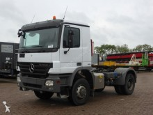 Mercedes Actros 2041 AS 4X4 STEEL EURO 5 tractor unit