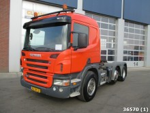 Scania P 420 6X2 Kihydraulic tractor unit