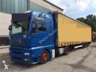 MAN TGA18.440LL/XXL + Krone SDP27 Auflieger tractor unit