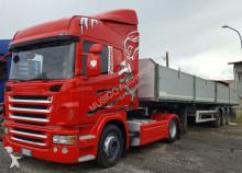 trattore Scania R 420 TATTOE STADALE