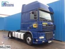 DAF XF 95 480 SSC, Manual, Retarder, Airco tractor unit