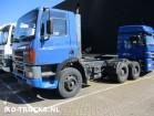 tracteur DAF 85 330 6x4 steel