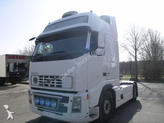 tracteur volvo standard fh13 480 globe xl eu5 standklima. Black Bedroom Furniture Sets. Home Design Ideas