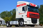 DAF XF 95 430 model 2001 tractor unit