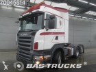 Scania R420 6X2 Manual Liftachse Hydraulik Euro 4 tractor unit