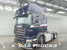tracteur Scania R440 6X2 Retarder Lift+Lenkachse 3-Pedals Euro 5