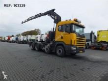 trattore Scania R144.530 8X4