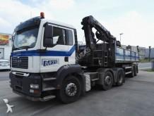 MAN TGA / Oplegger / HIAB Kraan / EXPORT tractor unit