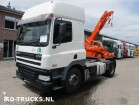 cabeza tractora DAF CF 85 430 manual full steel susp