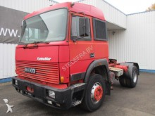 tracteur Iveco Turbostar 190.38, Spring suspension