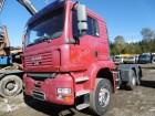 trattore MAN 33480-SCHALTGETRIEBE-RETARDER-