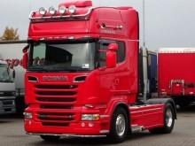 Scania R500 V8 STREAMLINE MANUAL RETARDER EURO 5 EEV tractor unit