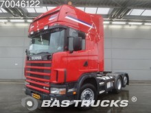 Scania R164G 480 6X2 V8 Manual Retarder Liftachse Euro tractor unit