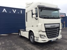 new DAF hazardous materials / ADR tractor unit