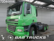 DAF CF85.410 6X4 Manual Big-Axle Steelsuspension Eur tractor unit