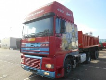 DAF XF 95 430 HP Manuel Gearbox Super SpaceCab tractor unit