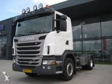 Scania G420 A 4X2 MET HYDRAULIEK tractor unit