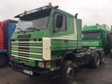 cabeza tractora Scania 142 6X4 FULL STEEL
