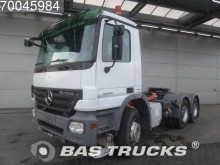 cabeza tractora Mercedes Actros 3344 S 6X4 Manual Big-Axle Steelsuspensio