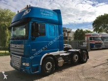 DAF XF 105 460 6x2 manual retarder tractor unit