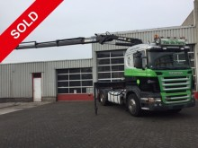 Scania R420 CA 4X2MNA CR19 MKG 20/MTR MANUAL/RETARDER K tractor unit