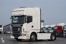 Scania / R 420 / E 5 / RETARDER / TOPLINE / BAKI 1500 L tractor unit