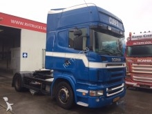 Scania R400 EURO 5 MET INTARDER tractor unit
