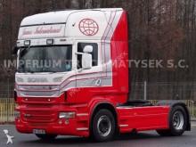 Scania R 420 / TOPLINE / RETARDER / MANUAL / PEŁNY ADR/ tractor unit