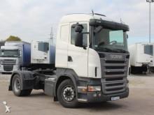 Scania R380 tractor unit