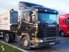 ciągnik siodłowy Scania R 114